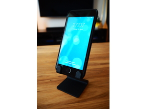 iphone desk stand (charging possible)