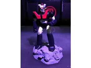 Mazinger Victory Stand