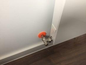 radiators rosette 15mm copper tube