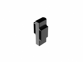 Colt 1911 airsoft magazine belt clip holder
