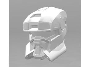 Halo EOD Helmet (Remix)