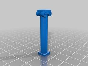 Simple Ionic Column