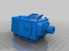 Human Tank V 2.0 for Scavengers Wargame