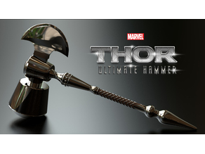 Thor Ultimate Hammer