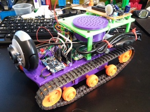 Raspberry Pi based Rover