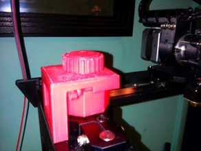 Ratcheting Z Axis Stay for Makergear M2