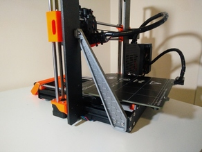 Prusa i3 Mk3 PSU Replacement Brace