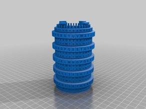 SimpleCrypt: Desktop Tube Cipher