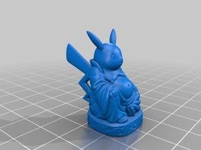 Pikachu Buddha