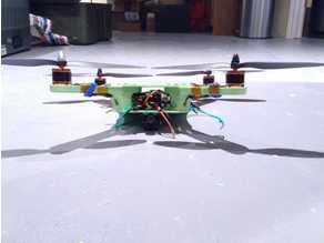 Stubby Quadcopter