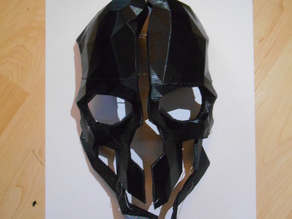 Corvo Mask for Small Print Beds