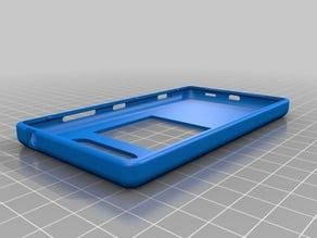 Square Parts Nokia Case 820