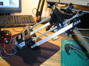 Tilt printer