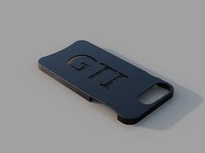 Iphone 7/8 Plus GTI Phone Case