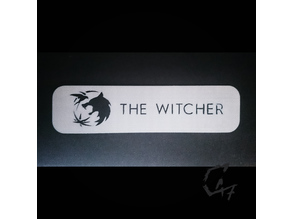 The Witcher Bookmark