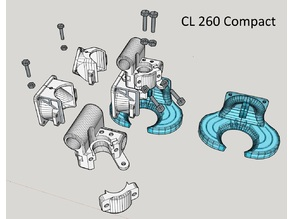 CL 260 Ultimaker UpGrades