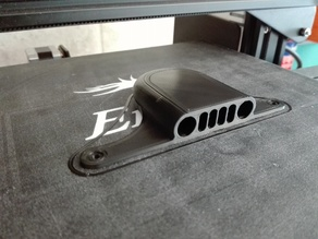 Jeep Grille Style Ender 3 Board Fan Guard