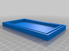 Case Lid for RAMPS 1.4 - Removed Extra Partitions