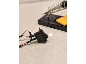 Macintosh Plus Power Switch Adapter