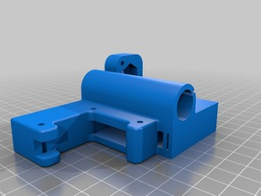 HIC - Left side Z-X axis (motor side)