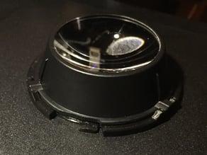 Parametric Rift DK2 IPD adjuster +/- 4mm