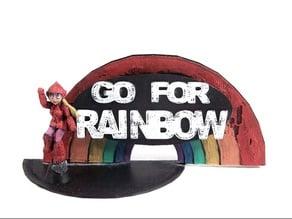 Go For Rainbow