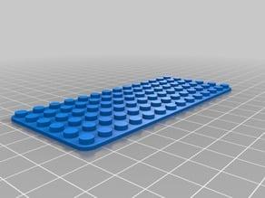 6 x 14 Baseplate LEGO-Compatible Brick