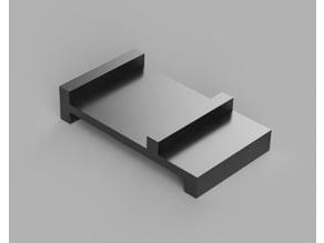 ESP8266 minimal mount jig