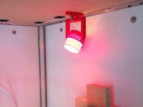 spot LED orientable