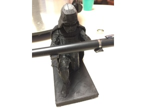 LowPoly Darth Vader Pen Holder