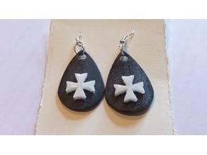 HOSPITALARY ORDER Earrings