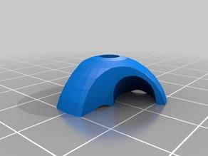 My Customized Parametric Tube Clamp 8mm diameter