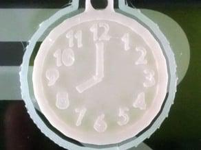 Faux Pocket Watch