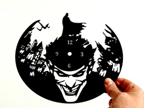 Reloj Batman Joker
