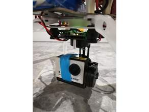 F450 Centre Gimbal Mount