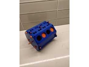 Model V8 Engine