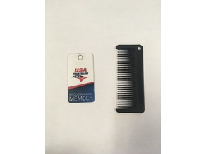Rewards Card Comb
