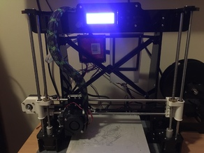 Anet A8 X Brace  (X-axis Z-axis)