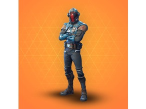 Fortnite Visitor Armour