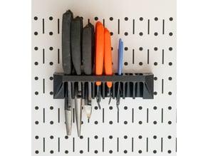 Wall Control Pegboard Tool Hangers