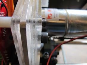 MakerBot MK4 Aluminium Plate