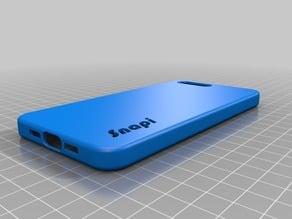 Xiaomi mi6 case - should be printed in TPU