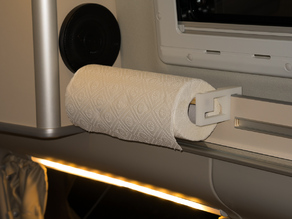 Kitchen roll holder for Ford Nugget