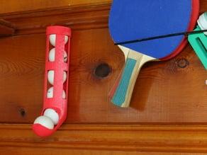 Parametric Ping Pong Ball Holder