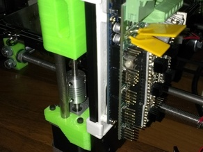 Prusa i3 Arduino Mega2560 Single frame holder