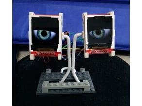1.44 inch TFT LCD & Lens folder