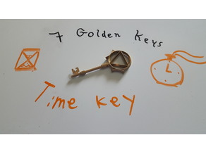 Time Key (from The Magicians)