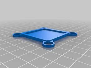 3D Quilt Piece