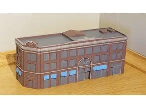 N-Scale Building #1 (set)