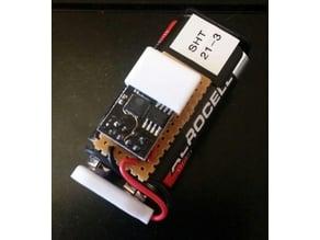 ESP-01 Antenna / LED cap